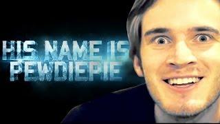 HIS NAME IS PEWDIEPIE (Song with PewDiePie samples) - Song Challenge 1 - Roomie