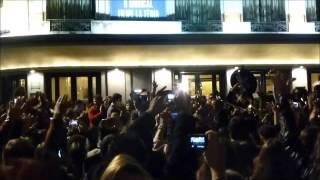 Concerto d'Os Azeitonas continua pela Rua Passos Manuel fora