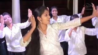 ईसाई प्रार्थना नृत्य - भज मन मेरे Yesu नाम