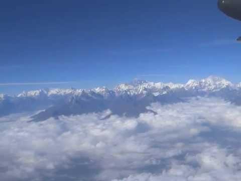Mt Everest 2012