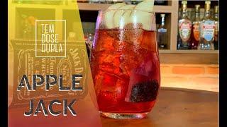 Drink com JACK DANIELS  - APPLE JACK