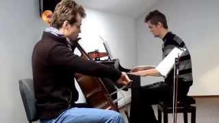 AZSMR PORUMBACU - Alex Raducanu (violoncel) - 30 dec 2013
