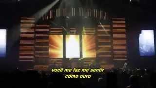 Jessie J - Gold (Alive Tour) HD