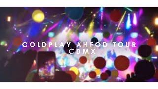 Coldplay A Head Full Of Dreams Tour 2016   Charlie Chaplin Speech.