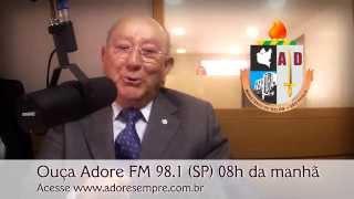 Programa Ministério do Belém no Rádio