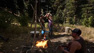 Far Cry 5 - In the pines/Where did you sleep last night