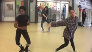 SPZRKT & Sango x Hipster Girl x Keith Nedd Choreography