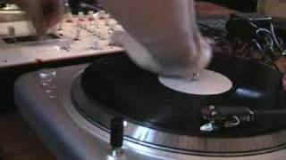 how to scratch without a turntable???