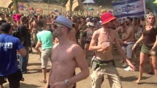 Ozora Festival 2013 Symbolic live