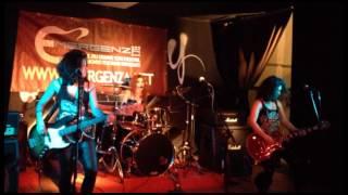 Hell on Heels live @ Speakeasy (Rozzano) - Lit up (Buckcherry cover)
