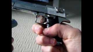 Mini desert eagle review and disassembly