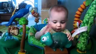 Baby girl vs. disco chameleon