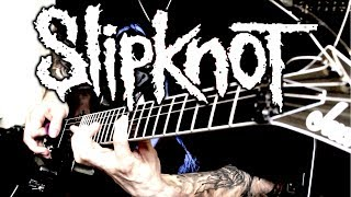 SLIPKNOT - VERMILLION GUITAR SOLO COVER - STAY METAL RAY