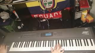 La Carcacha- Selena & Los Dinos (teclado)