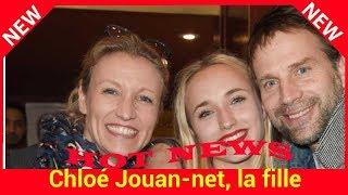 Chloé Jouannet, la fille d'Alexandra Lamy : qui est Thomas, son père?