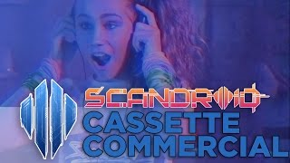 Scandroid - Limited Edition Cassette Commercial