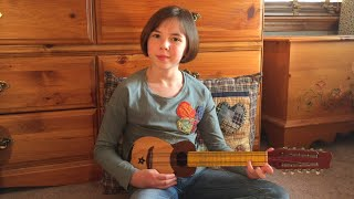 """What a Wonderful World"" charango cover by Molly Jeanne"