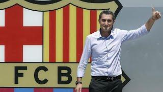 Ernesto Valverde joue les prolongations au Barça