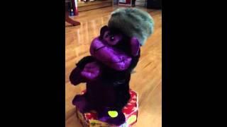 (Gemmy) Movin Monkeys - Munchkin - Der Komissar