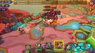 Way to rose knight  hero lv 54