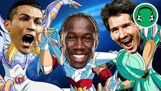 ♫ CAVALEIROS DO ZODÍACO | Só com nomes de jogadores de futebol (Pegasus Fantasy)