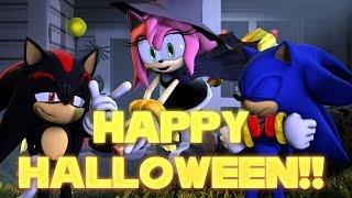 Happy Halloween!   Sonic Animation