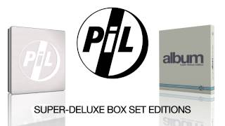 PiL: Album & Metal Box super-deluxe box sets (official unboxing video)