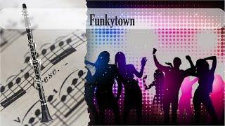 Partitura Funkytown Clarinete Soprano