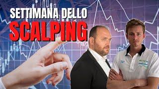 Settimana dello scalping: operatività in diretta sul NASDAQ