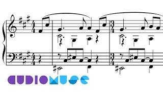 Lilium - Original Piano Arrangement