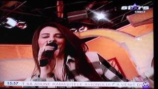 Antena STARS - Florinel & Ioana - BUM BUM BUM - LIVE
