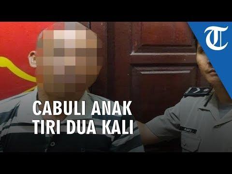 Download Video Ayah Dua Kali Perkosa Anak Tiri, Sempat Modus Suruh Kakak Antar Mengaji Adik