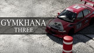 Forza Motorsport - Gymkhana Three