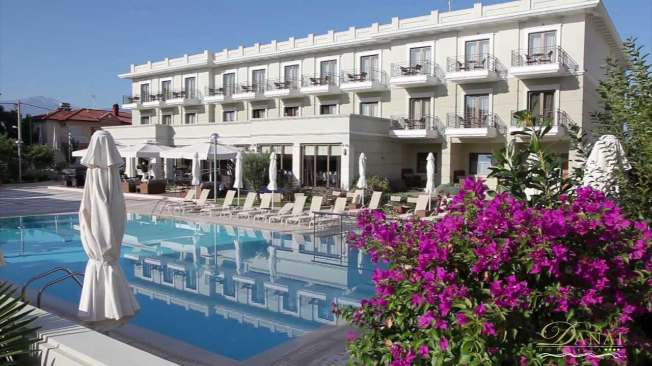 Hotel Danai Beach Resort Sithonia Grecia (4 / 31)