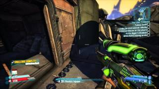 Borderlands 2 - Sanctuary Hole - Cult of the Vault and Sugar Shack