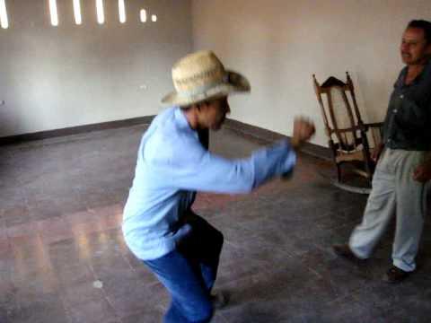 Bailando en Nandaime