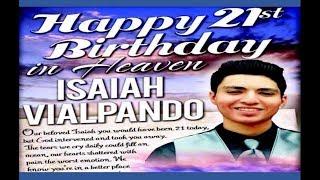 Las Mañanitas (Vicente Fernández) Feliz Cumpleaños Mijo Isaiah!