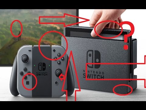 Second Look At Nintendo Switch