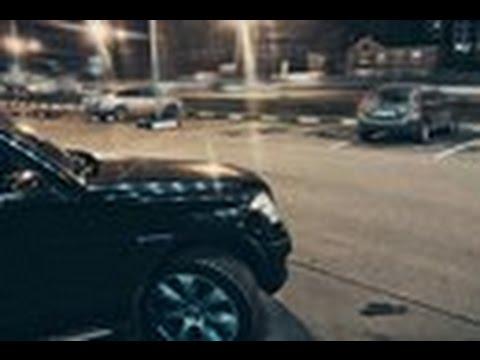 Замена колодок ручника Mercedes Benz GLK X204