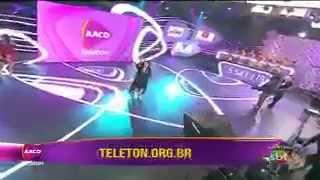 Damares - Teleton 2015 - O Maior Troféu (SBT)
