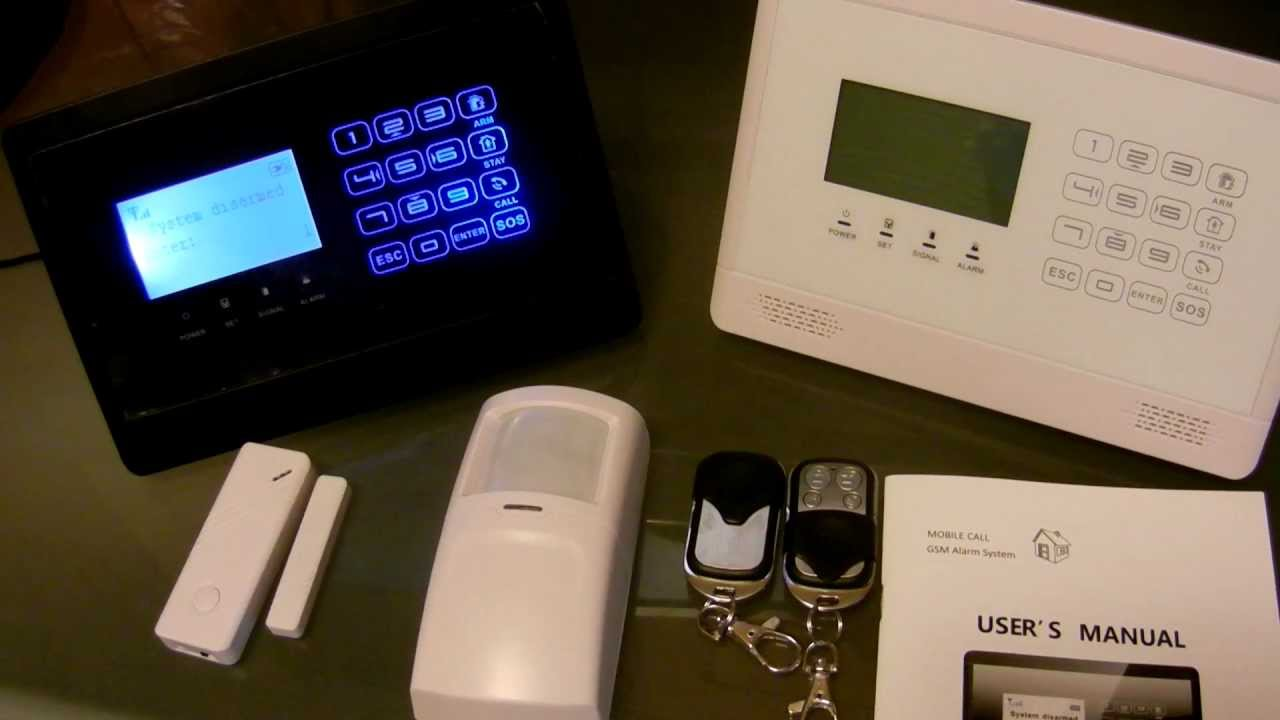 Best Self Monitored Home Security System Willis TX 77318