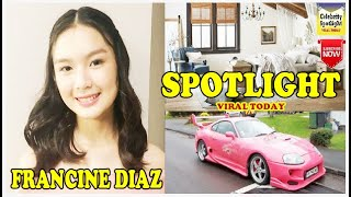 Francine Diaz  - Lifestyle 2019,Boyfriend,Net worth,House,Car,Height,Biography, Kadenang Ginto