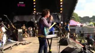 Moving To New York - The Wombats - Live at Glastonbury 2008