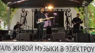 Motorama - By Your Side (live @ Фестиваль «Троица. Всё живое», Электроугли 04.06.2017)