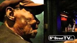 Pinetop Perkins Interview - Feb 7, 2011