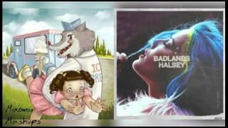 Tag Control - Melanie Martinez & Halsey (Flipped Mashup)