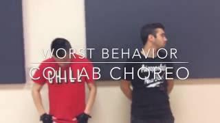 Worst Behavior - Drake   Marcus and David Choreography