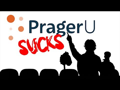 Prager U is Hot Garbage | Political Science Theater 2020