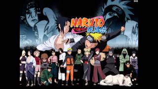 Naruto Shippuuden Unreleased Song 6 - Sasuke's Theme [BEST]
