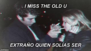 blackbear // i miss the old u (2scratch remix) // lyrics español - inglés HD